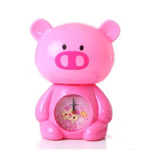 可爱小猪存钱罐闹钟(rf316b-2)