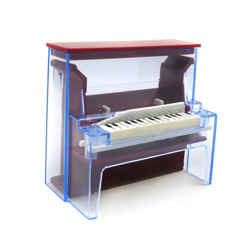 钢琴牙签盒