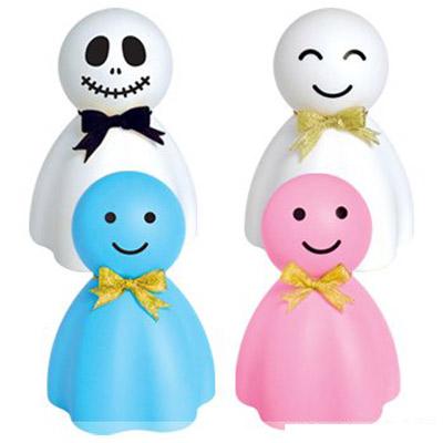 商品名称:超可爱晴天娃娃储钱罐(蓝色)